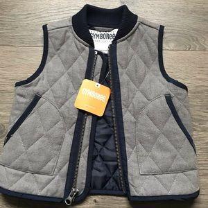 Gymboree baby boy vest